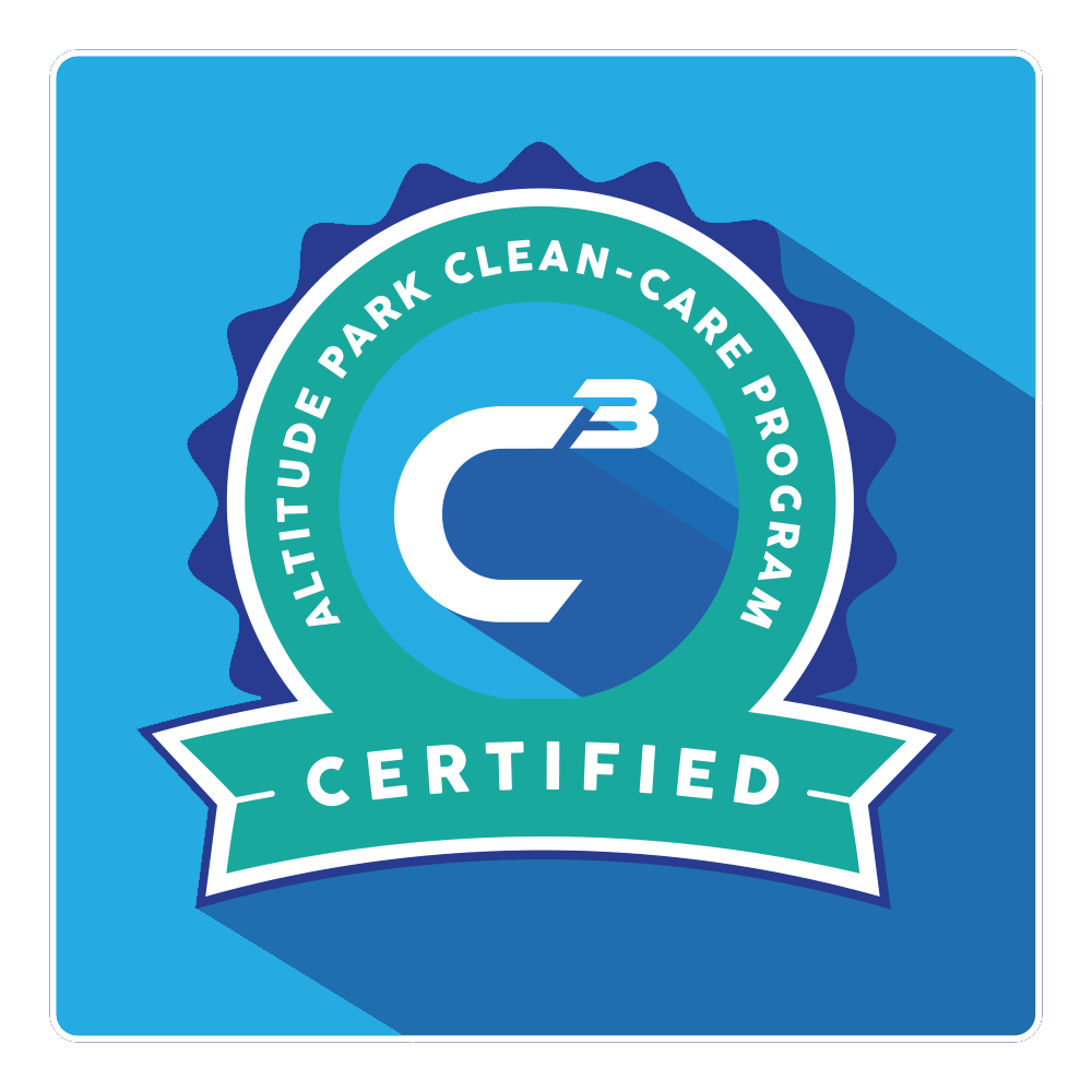 Certified Clean c3 logo