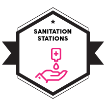 C3 Sanitation Stations